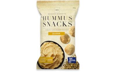 WS hummus snacks 45g zaatar