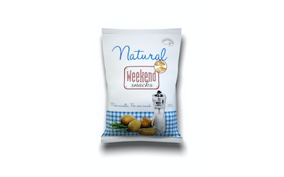 Weekend Snacks Natural Snacks 200g
