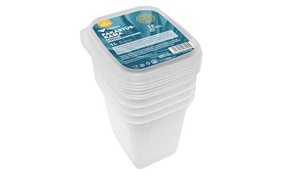 Eskimo pakastusrasia mikronkestävä 1 l 5 kpl