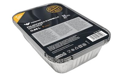 Eskimo foliovuoka 0,85l 5kpl