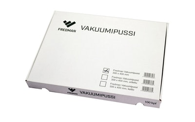 Eskimo Vakuumipussi nesteille 160x200mm 100kpl