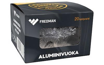 Eskimo alumiinivuoka 20kpl