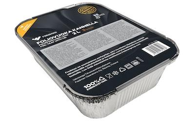 Eskimo foliovuoka 2 l 3 kpl