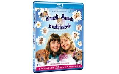 Onneli, Anneli ja nukutuskello Blu-ray