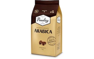 Paulig Arabica papukahvi 1kg