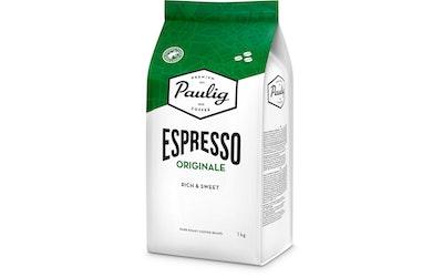 Paulig Espresso Originale 1kg papukahvi UTZ