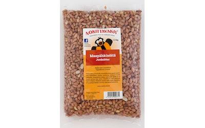Nokittavaksi maapähkinä 1,5 kg