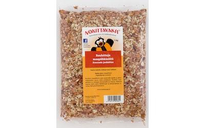 Nokittavaksi rouhittu maapähkinä 1 kg