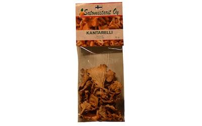 Satomestarit kuivattu kantarelli 25 g