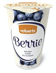 Roberts Berrie 190ml mustikka