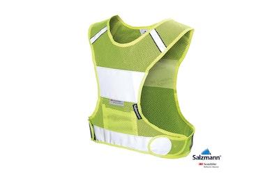 Salzmann turvaliivi tarrakiinnitys, keltainen, koko XL