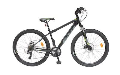"Falcone XC27,5""mtb dirt 21-v lasten polkupyörä musta 40cm"