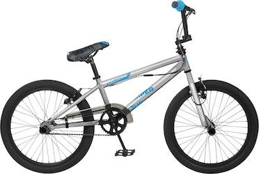 """Falcone Jumper 20""""bmx 1-v lasten polkupyörä hopea"""