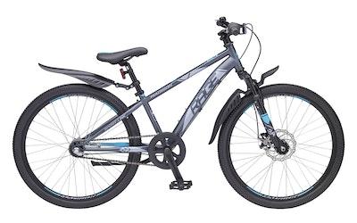 Madison Rage 24'' 3-v lasten polkupyörä, t.harmaa - kuva