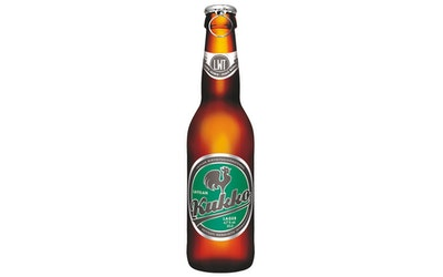 Kukko Lager olut 4,7% 0,33l