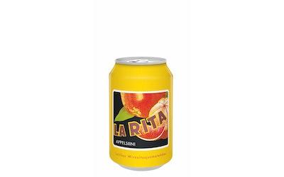 La Rita appelsiinilimonaadi 0,33l tlk