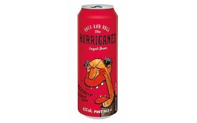 Hurriganes Lager Beer Pint 4,5%