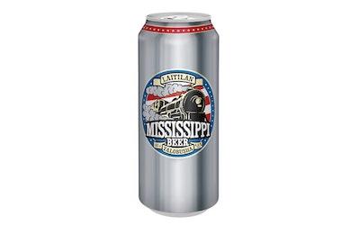 Laitilan Mississippi beer 4,6% 0,5l tlk