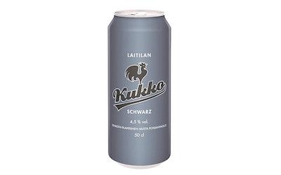 Laitilan Kukko Schwarz olut 4,5% 0,5l