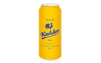 Laitilan Kukko Pils olut 4,5% 0,5l