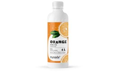 MySoda Appelsiini 0,5l