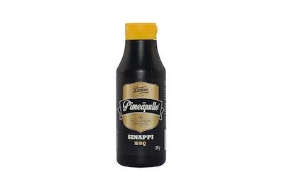 Pimeäpullo Premium BBQ-sinappi 300g