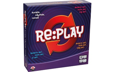 Re:Play peli