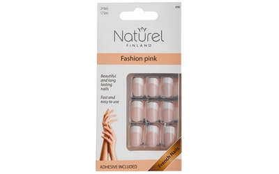 Naturel Fashion Pink tekokynnet 4940