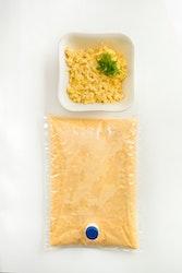 DAVA Foods 5x3kg laktoositon munakokkeli pakaste