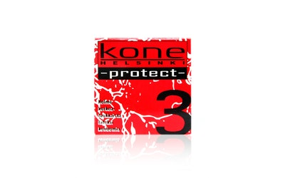 KoneHelsinki Protect 3kpl kondomeja