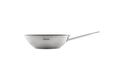 Heirol Cerasafe+Pro wokkipannu 28 cm, teräs