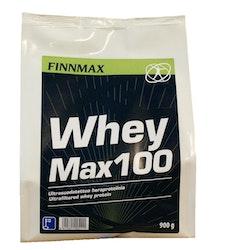 FinnMax WheyMax100 Maustamaton 900g