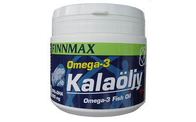 FinnMax Omega-3 Kalaöljy 280g