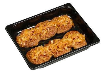Kokkikartano pannupihvi ja paistettu sipuli 1kg