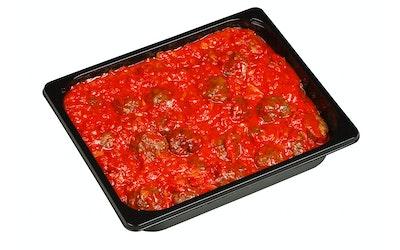 Kokkikartano isot lihapullat arrabbiatakastikkeessa 3,2kg