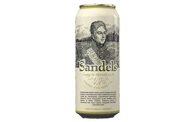 Sandels olut 4,7% 0,5l tlk