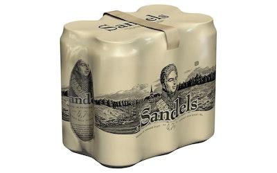 Sandels 4,7 % 0,5l tlk 6-pack