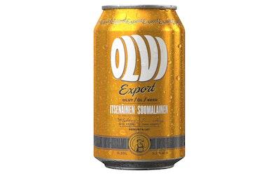 Olvi Export olut 5,2% 0,33l