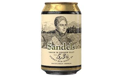 Sandels 5,3 % 0,33l