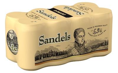 Sandels 5,3% 0,33l tlk 8-pack