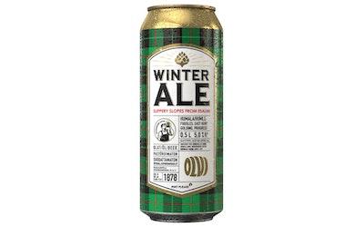 OLVI Winter Ale 5,0% 0,5l