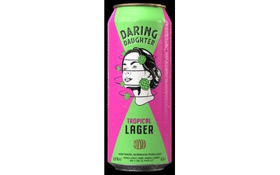 Daring Daughter Brut Lager 5,5% 0,5l