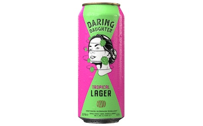 Daring Daughter Tropic Lager 5,5% 0,5l