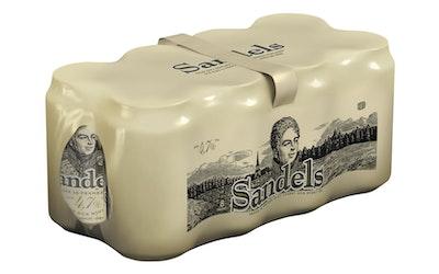 Sandels 4,7% 0,33l 8-pack