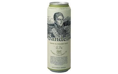 Sandels olut 4,7% 0,568l