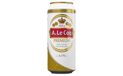 A.Le Coq Premium 4,5% 0,5l