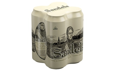 Sandels 4,7% 0,5l tlk 4-pack