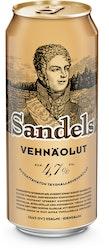 Sandels Vehnäolut 4,7% 0,5l