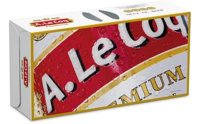 A.Le Coq Premium 4,5% 0,33l 18-pack