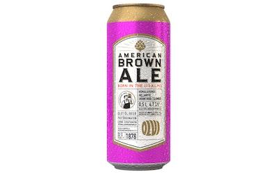 Olvi American Brown Ale 4,7% 0,5l